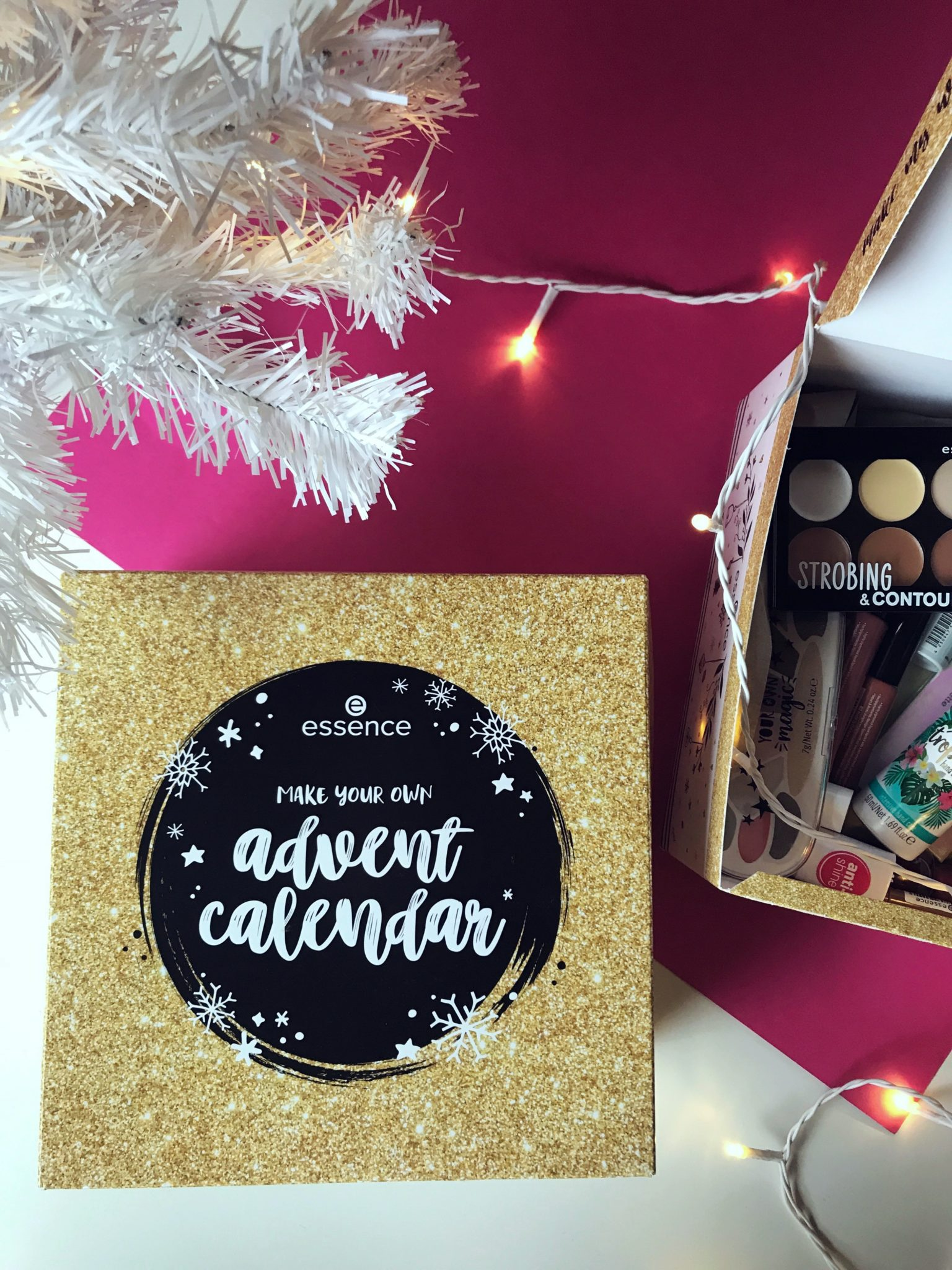 Essence Advent Calendar 2018 -joulukalenteri